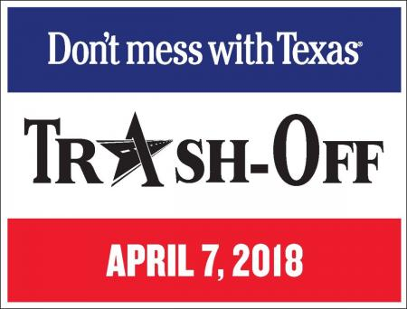 Don't Mess With Texas Trash-Off!